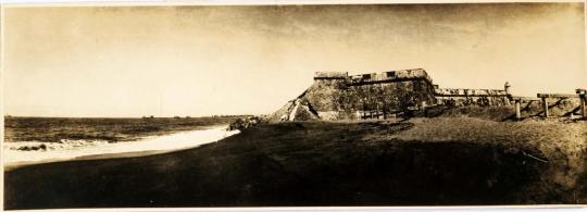 Forte do Buraco, Recife, 1912