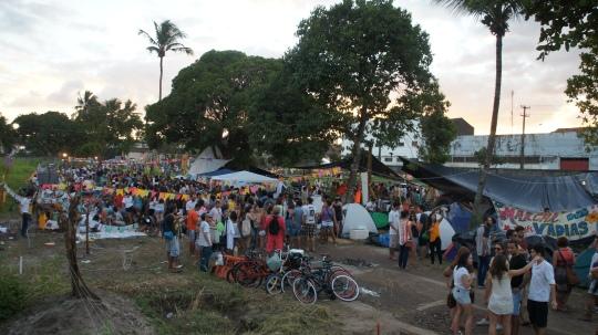 Mais de 5.000 pessoas participaram do #OcupeEstelita do dia 1º de junho