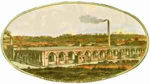 Fábrica de Camaragibe no início do XX